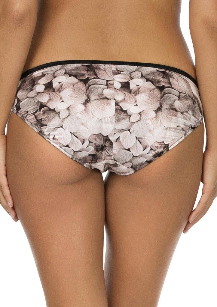 Luxusní kalhotky s květinovým motivem