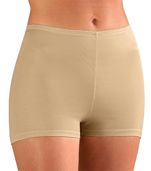 Neviditelné tělové stahovací boxerky