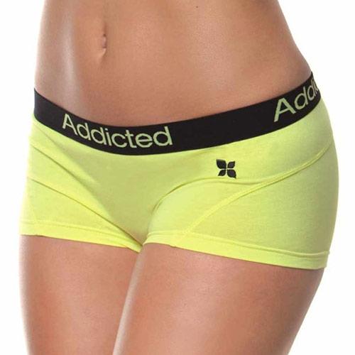 Žluté boxerky Addicted