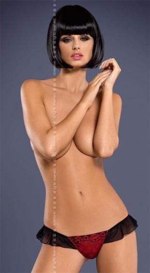 Romatické erotické tanga Obsessive Lamia thong