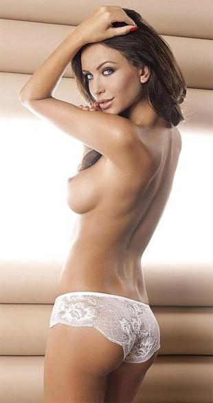 Průhledné sexy kalhotky Anais Agnes