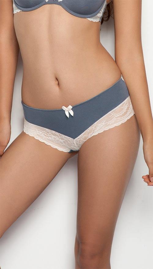 Krajkové panty kalhotky Marie Meili