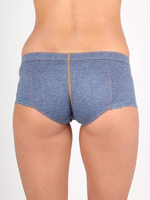 Dámské kalhotky s prošíváním
