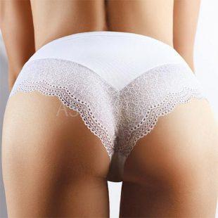 Klasické kalhotky s nádherným krajkovým efektem