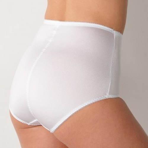 Bílé stahovací kalhotky Blancheporte