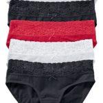 Sada 5 kusů bavlněných kalhotek