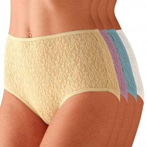 Barevné francouzské kalhotky Blancheporte