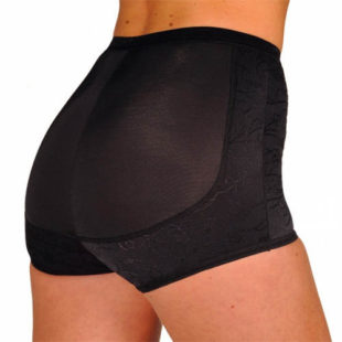 Stahující kalhotky s dvojím efektem pro ploché bříško