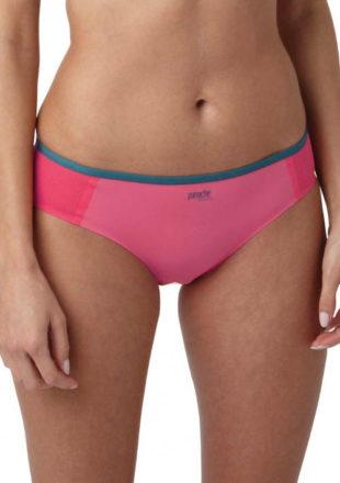 Růžové sportovní kalhotky Panache