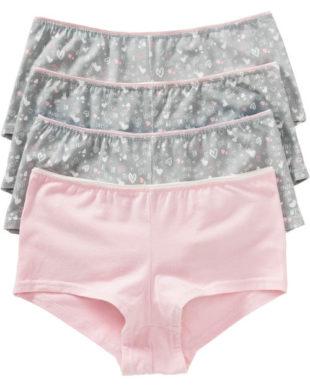 Francouzské kalhotky z bavlny