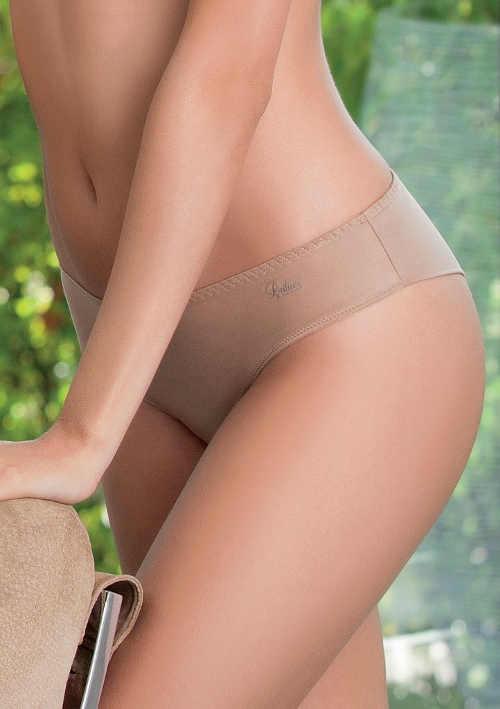 Tělové dámské push-up kalhotky