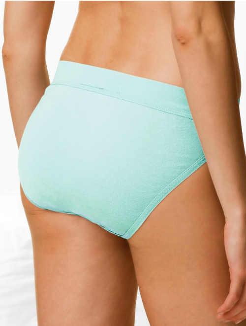 Levné dámské kalhotky 100% bavlna