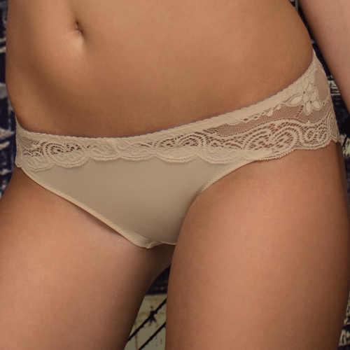 Tělové kalhotky s luxusní krajkou