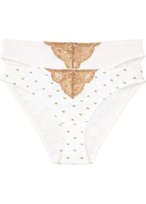 dámské kalhotky z organické bavlny