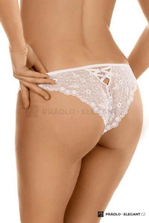 krajkové kalhotky brazilky