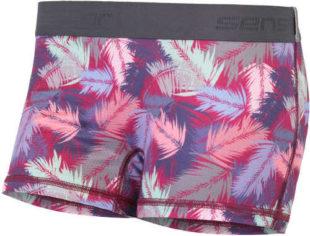 Dámské moderní kalhotky s nohavičkou v moderním potisku