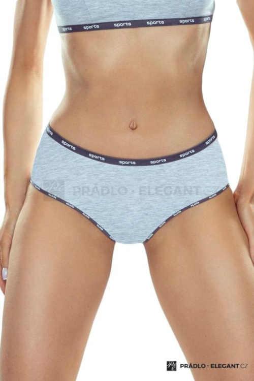 Kvalitní komfortní sportovní kalhotky z micromodalu