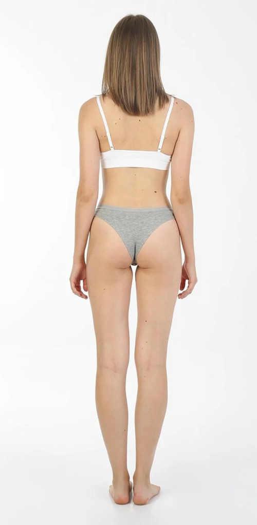 trojbalení dámských brazilských kalhotek